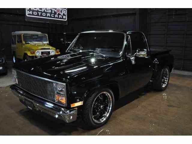 1986 Chevrolet C/K 10 | 757059