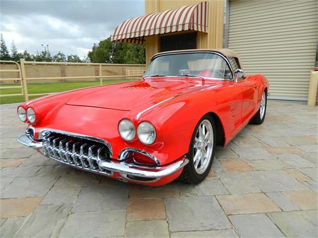 1962 Chevrolet Corvette | 750727