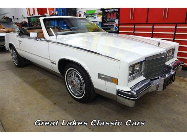 1983 Cadillac Eldorado | 757295