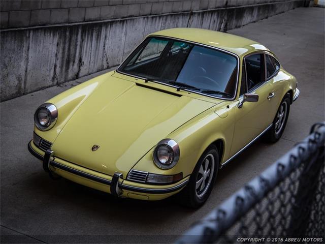1972 Porsche 911T | 757301