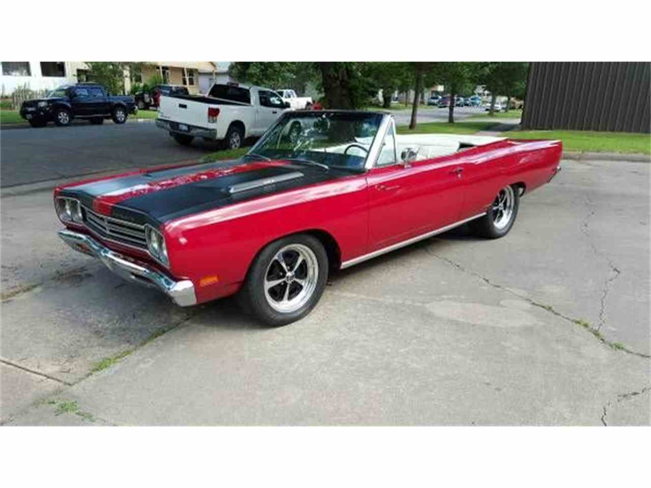 1969 plymouth road runner for sale cc 757307. Black Bedroom Furniture Sets. Home Design Ideas