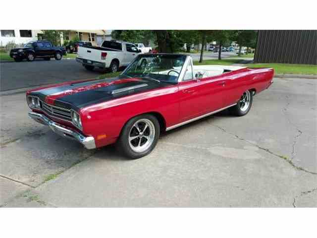 1969 Plymouth Road Runner | 757307