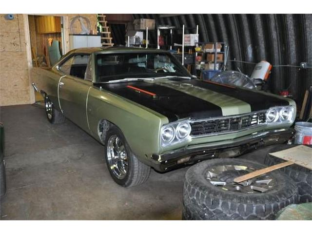 1969 Plymouth Road Runner | 757308