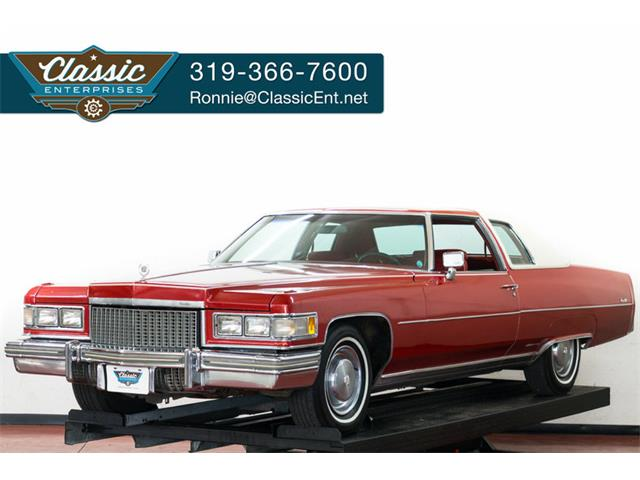 1975 Cadillac DeVille | 757418