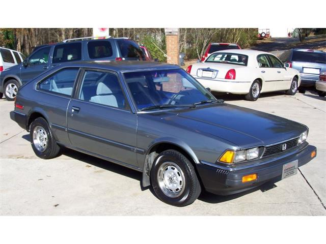 1983 Honda Accord LX Hatchback | 750748