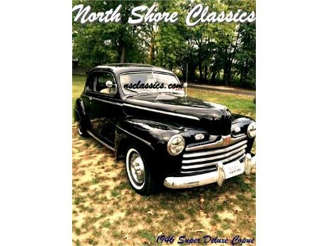 1946 Ford Super Deluxe | 750756