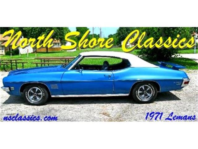 1971 Pontiac LeMans | 750757