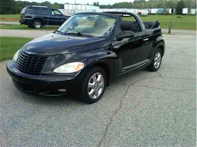 2005 Chrysler PT Cruiser | 757586