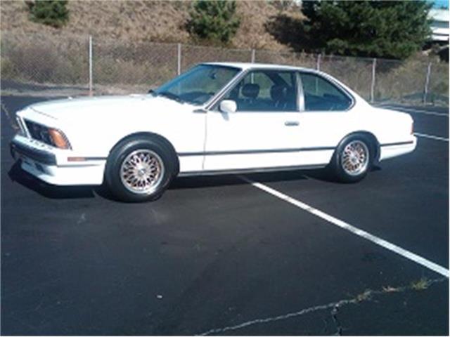 1989 BMW 635csi | 757598