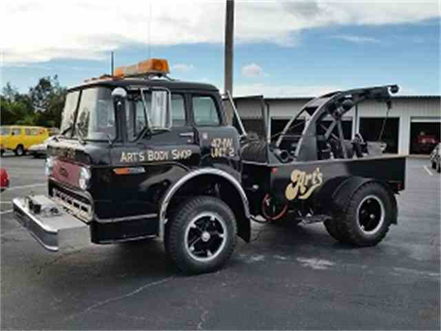 1978 Ford C600   757660