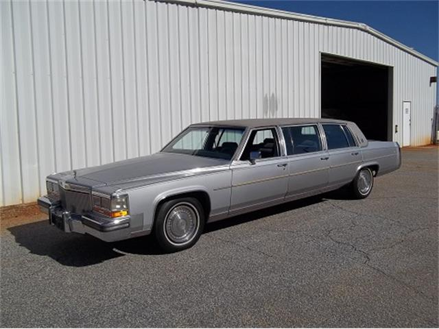 1989 Cadillac Limousine | 757666