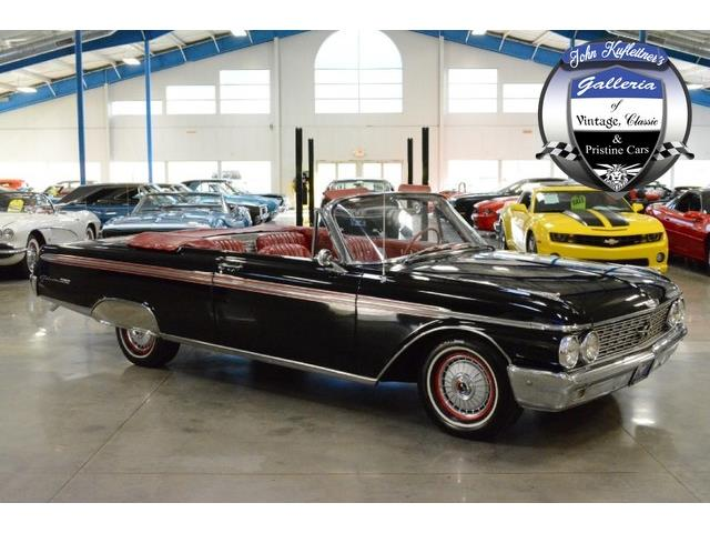 1962 Ford Galaxie Sunliner 500 XL