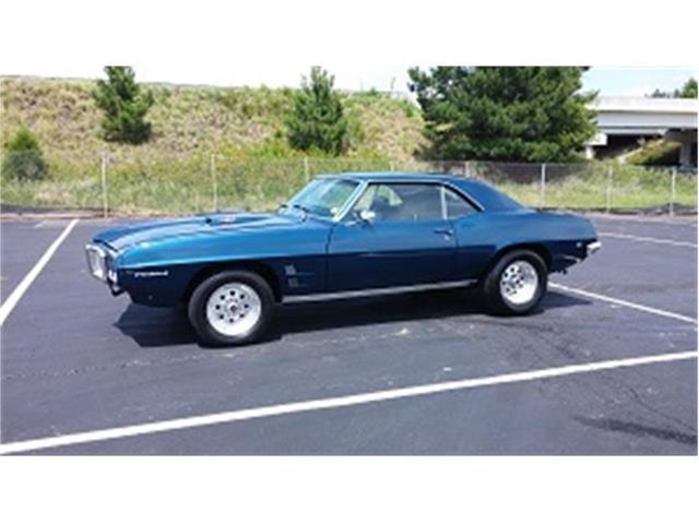 1969 Pontiac Firebird | 757703