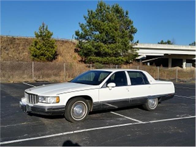 1994 Cadillac Fleetwood Brougham | 757711