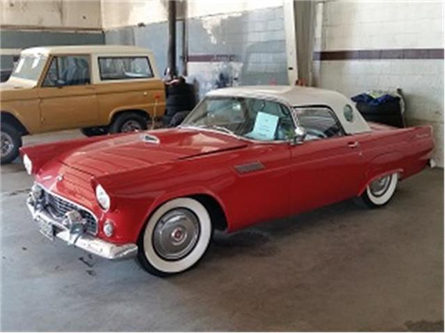 1955 Ford Thunderbird | 757733