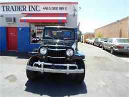 1961 Jeep Willys for Sale - CC-757765