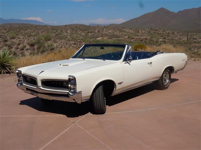 1966 Pontiac GTO | 757788