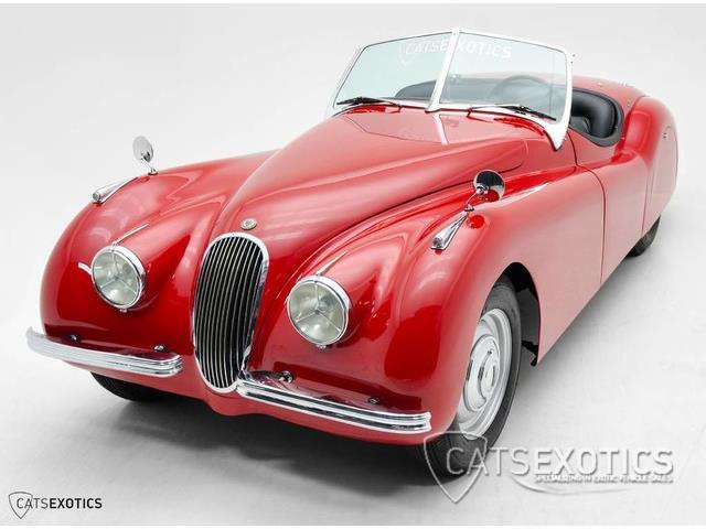 1951 Jaguar XK120 | 750783