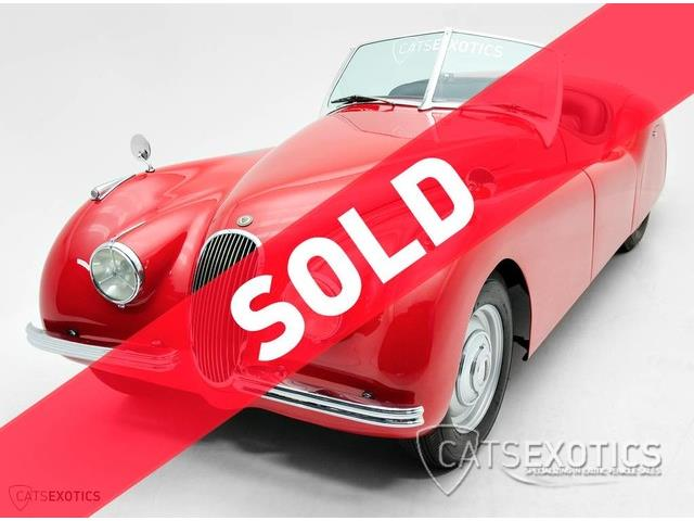 1951 Jaguar XK120   750783