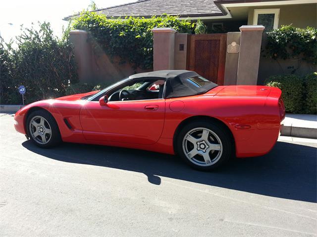 1998 Chevrolet Corvette | 757843