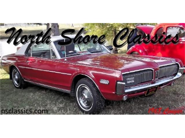 1968 Mercury Cougar | 757868