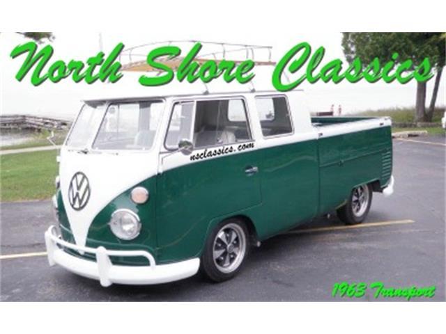 1963 Volkswagen Transporter | 757870