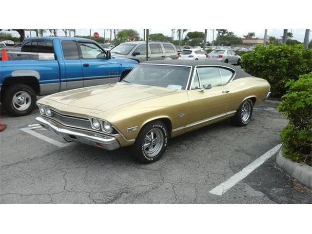 1968 Chevrolet Chevelle | 757876