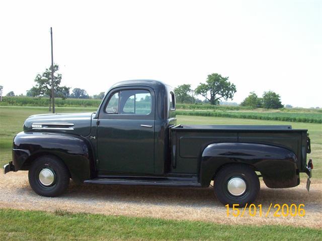 1948 Ford F1 Pickup | 757891