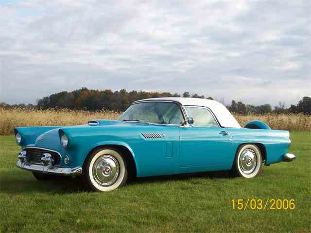 1956 Ford Thunderbird | 757977