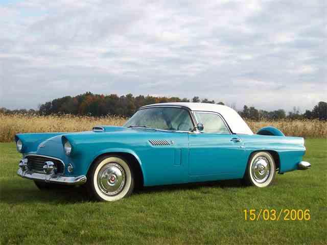 1956 Ford Thunderbird | 757977
