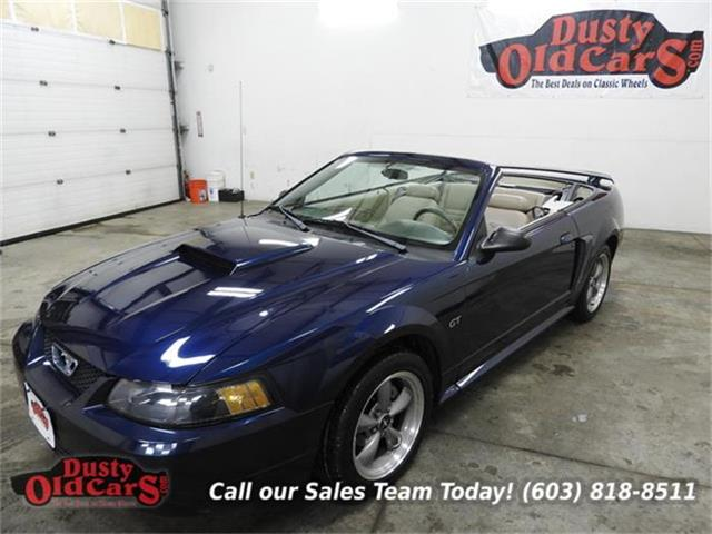 2002 Ford Mustang GT | 757981