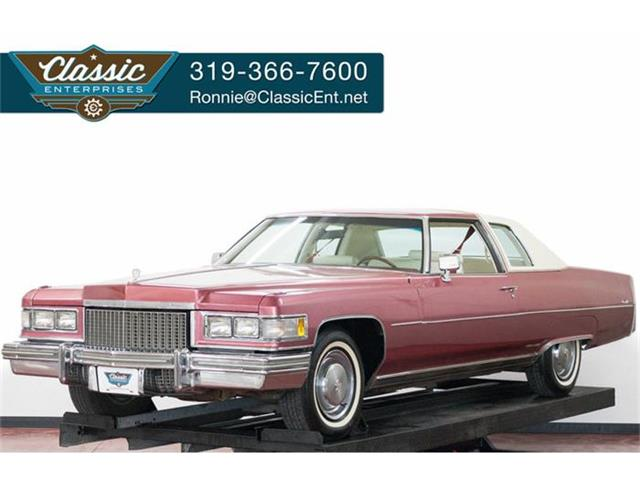 1975 Cadillac Coupe DeVille | 750802