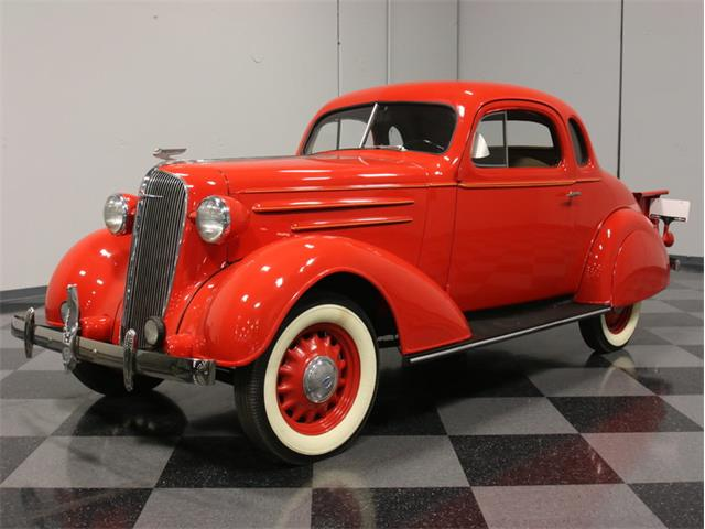 1936 Chevrolet Coupe UTE | 758093