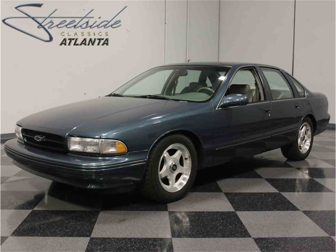 1995 Chevrolet Impala Ss For Sale Classiccars Com Cc