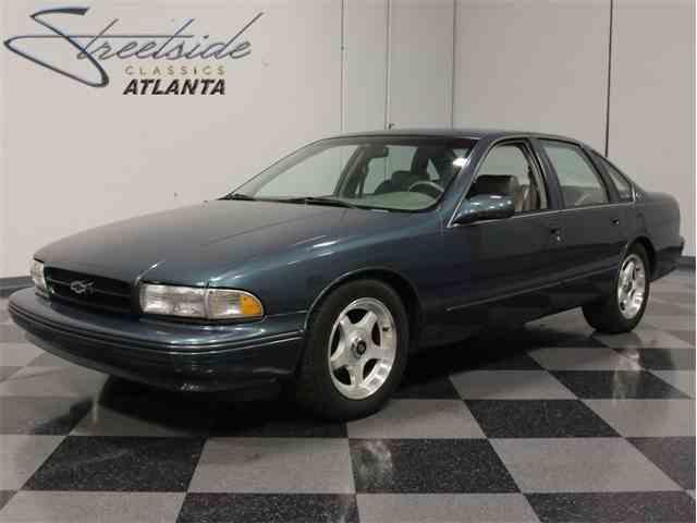 1995 Chevrolet Impala SS | 758094