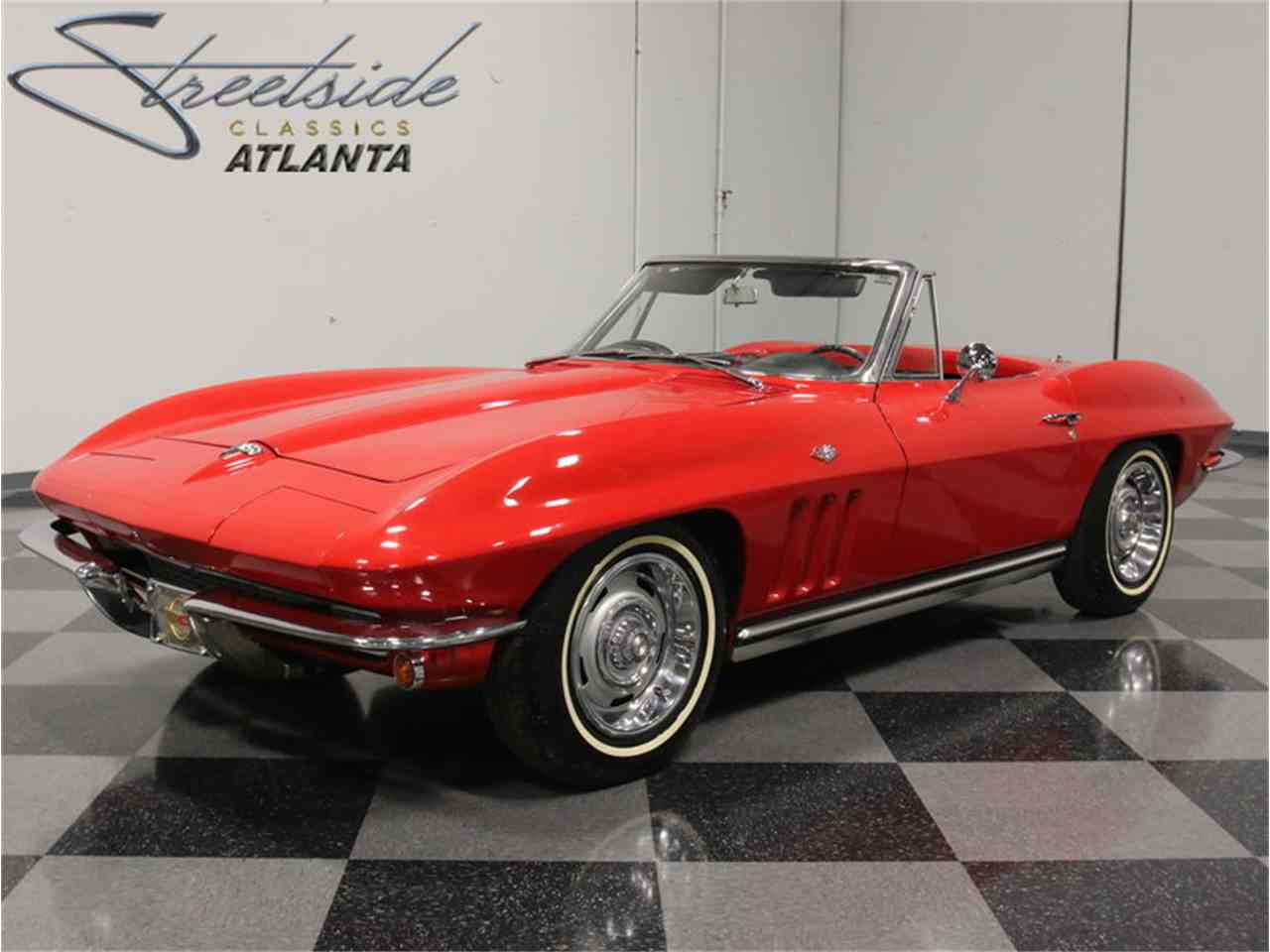 1965 chevrolet corvette for sale cc 758099. Black Bedroom Furniture Sets. Home Design Ideas