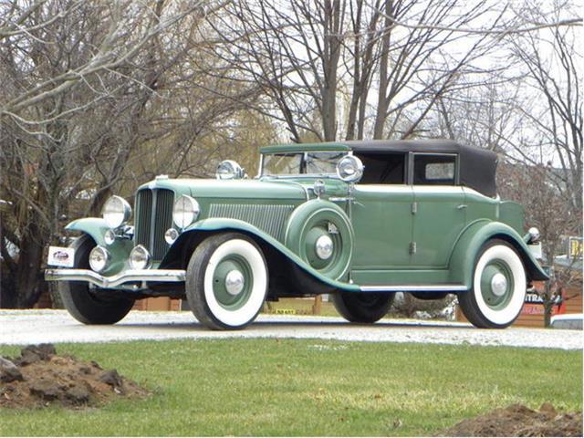 1933 Auburn Phaeton Custom 12 | 758116