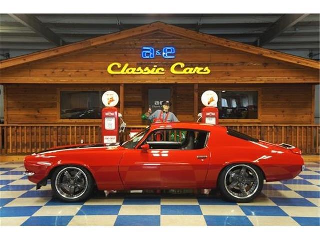 1972 Chevrolet Camaro | 758117