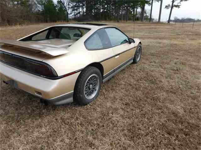 1987 Pontiac Fiero | 758132