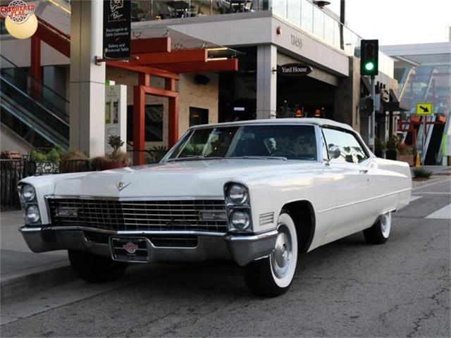 1967 Cadillac DeVille | 758165
