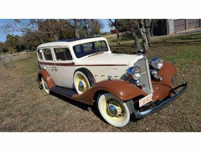 1933 Buick Model 67 | 750819