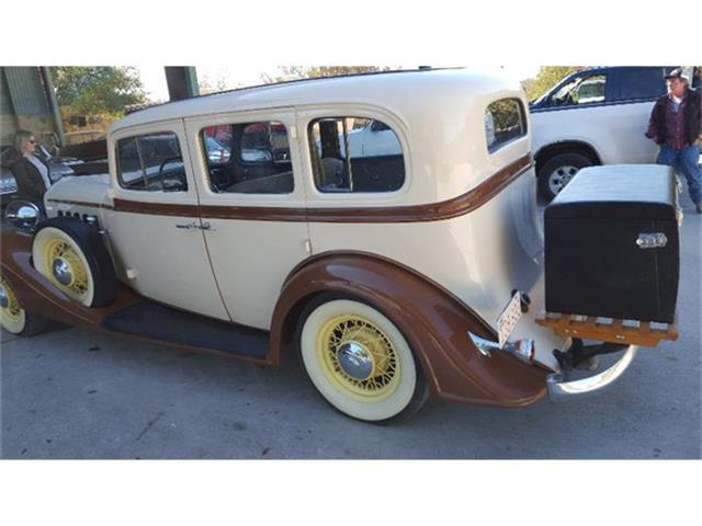 1933 Buick Series 60 | 750819