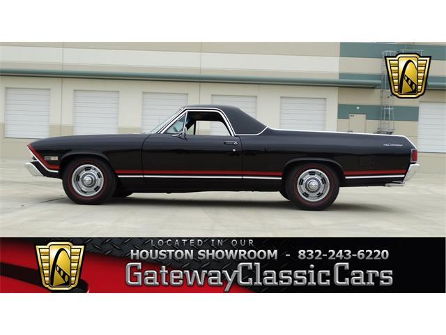 1968 Chevrolet El Camino | 758220