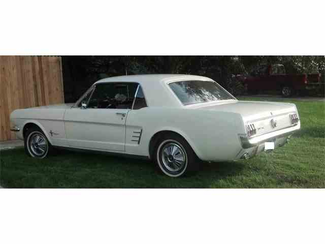 1966 Ford Mustang | 758254