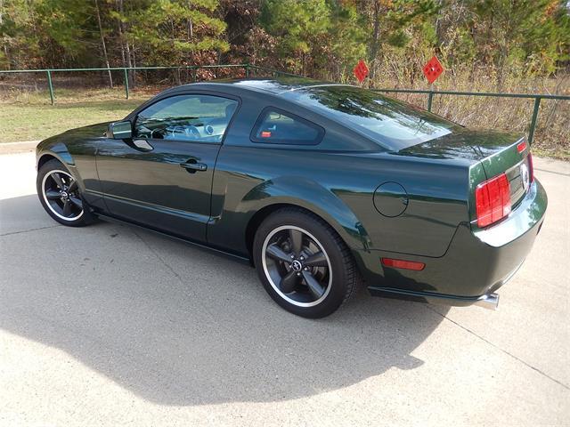 2008 Ford Mustang Bullitt | 758272