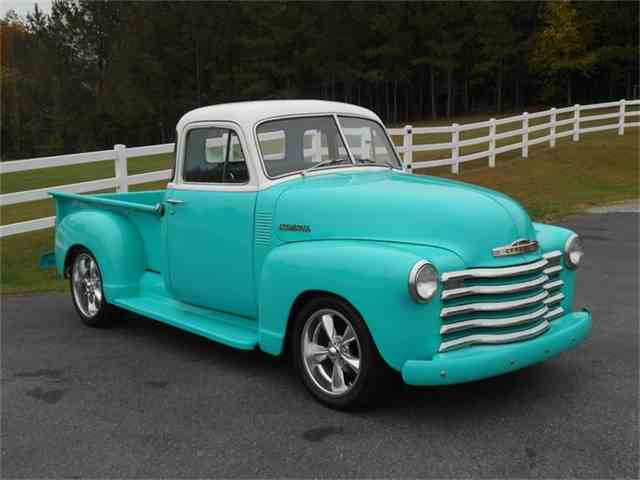 1951 Chevrolet 5-Window Pickup | 758288