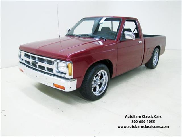1991 Chevrolet S10 | 758309