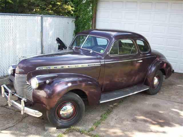 1940 Chevrolet Special Deluxe | 758321