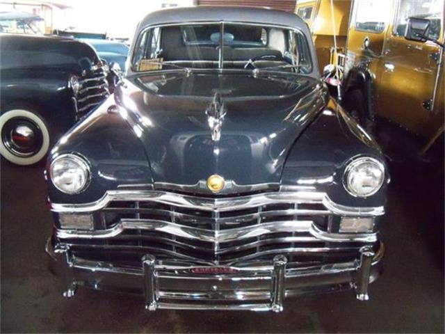 1949 Chrysler Windsor | 758356