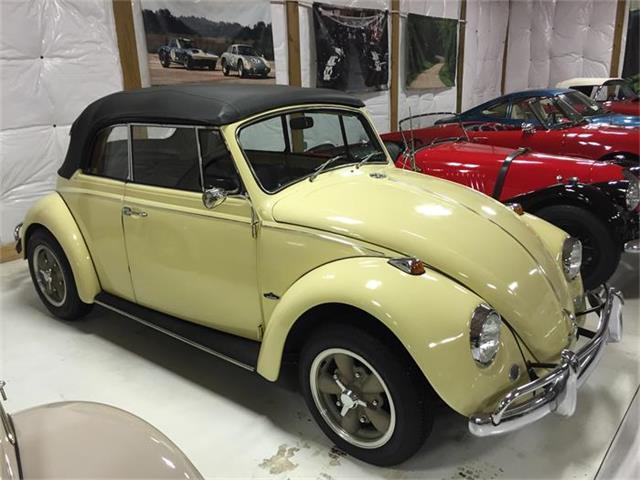 1967 Volkswagen Beetle | 758365